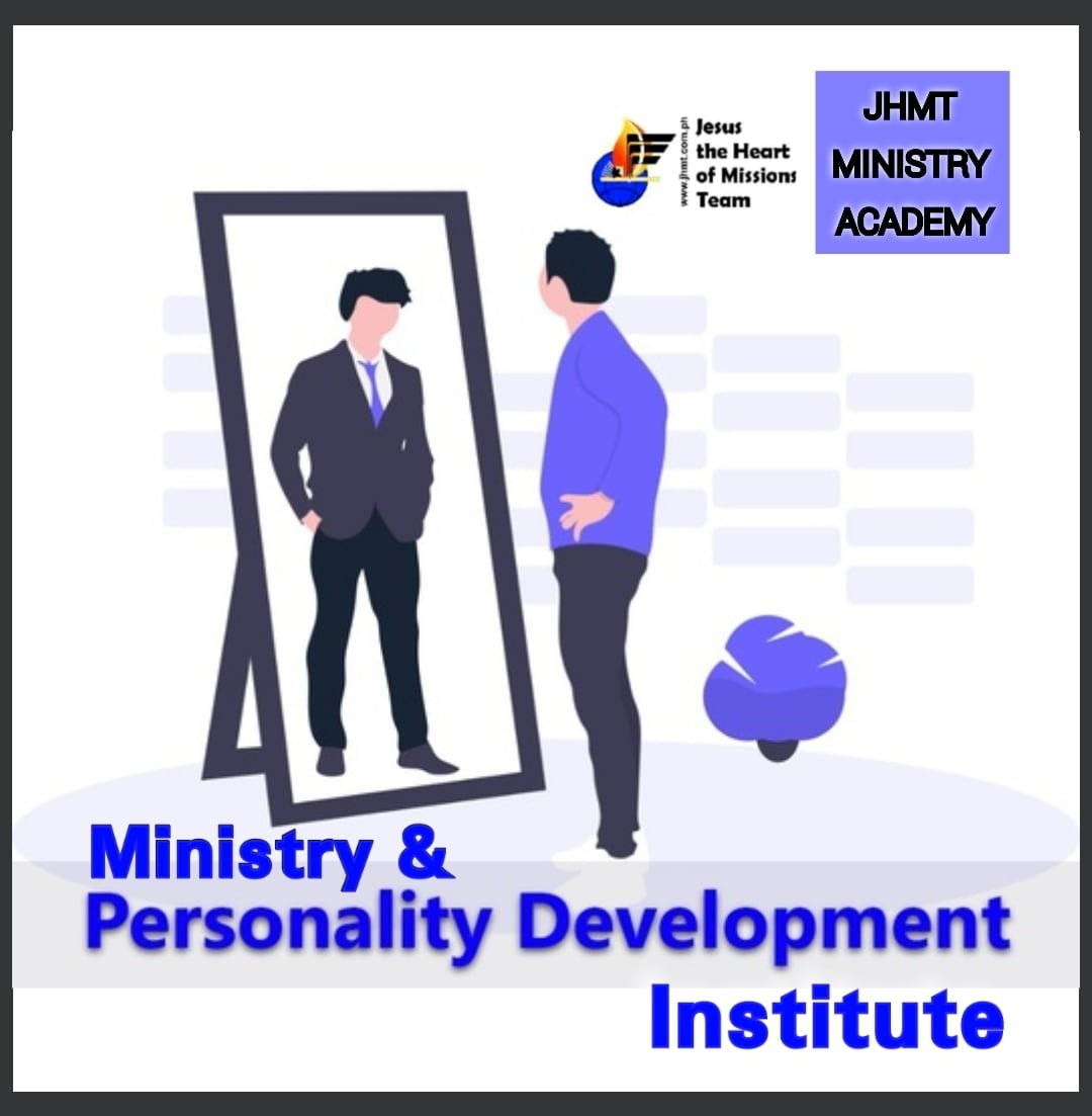Ministry & Personality Devt.